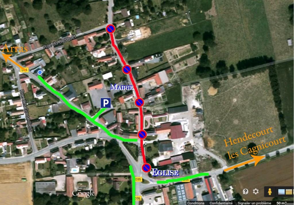 plan stationnement